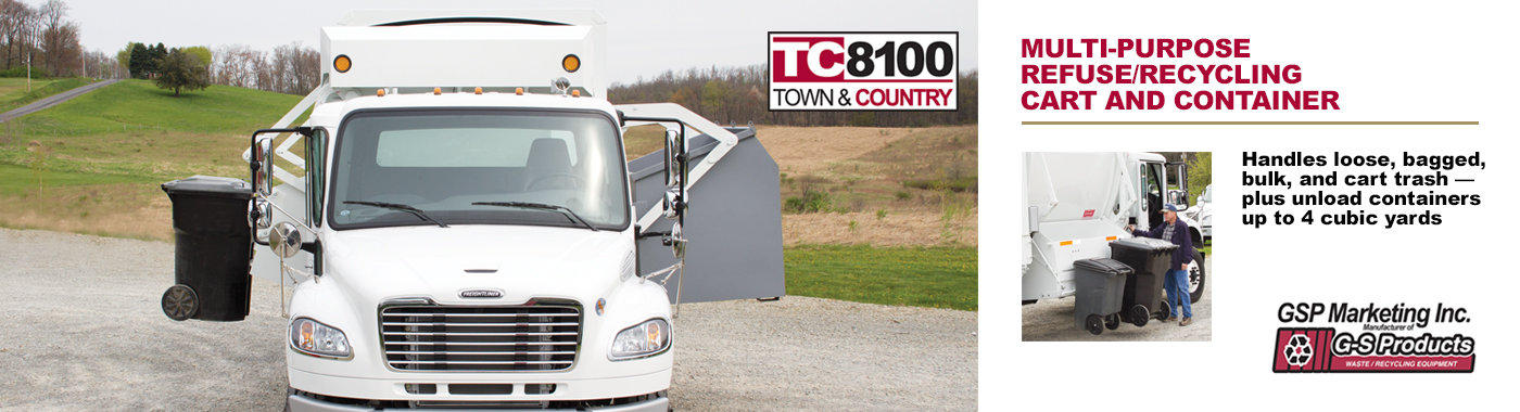 TC8100 Town and Country